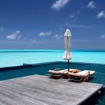 Pool In The Sea