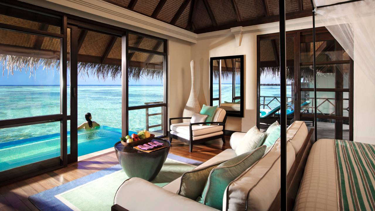 Four Seasons Kuda Huraa Simply Maldives Holidays