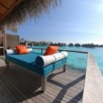 Over Water Bungalow Deck