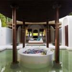 Beach Pool Villa Bathtub