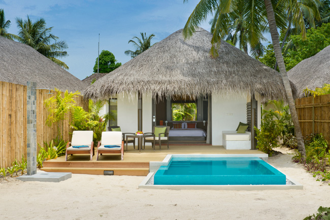 Luxury Pool Villas Maldives: Simply Maldives Holidays