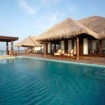 Two Bedroom Over Water Pool Residence